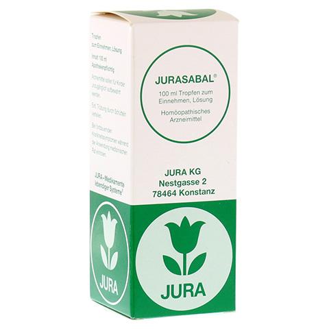 JURASABAL Lösung 100 Milliliter N2