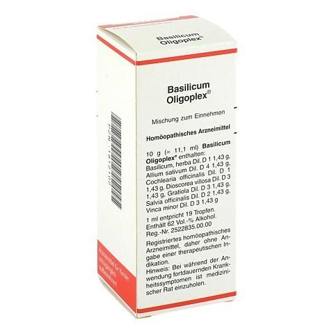 BASILICUM OLIGOPLEX Liquidum 50 Milliliter N1