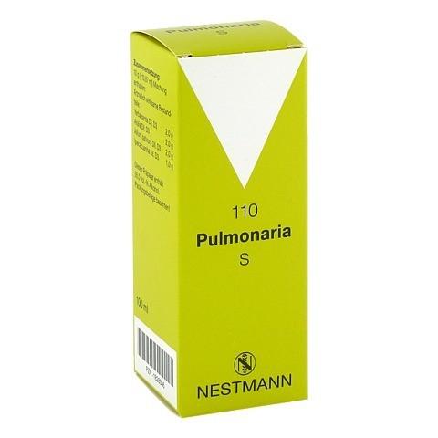 PULMONARIA S 110 Tropfen 100 Milliliter N2