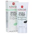 erborian Detox Double DT-Mask 2 in 1 - milde Peeling Maske 50 Milliliter