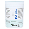 BIOCHEMIE Pflüger 2 Calcium phosphoricum D 6 Tabl. 1000 Stück