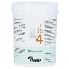 BIOCHEMIE Pflüger 4 Kalium chloratum D 6 Tabletten 1000 Stück