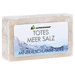 TOTES MEER SALZ Mineral Schlamm Seife 100 Gramm