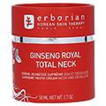 erborian Ginseng Royal Total Neck - Exquisite Hals u.Decolleté Creme 50 Milliliter
