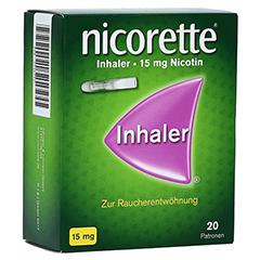 Nicorette Inhaler 15mg 20 Stück