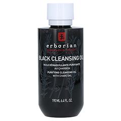 erborian Detox Black Cleansing Oil mit Bambuskohle 190 Milliliter