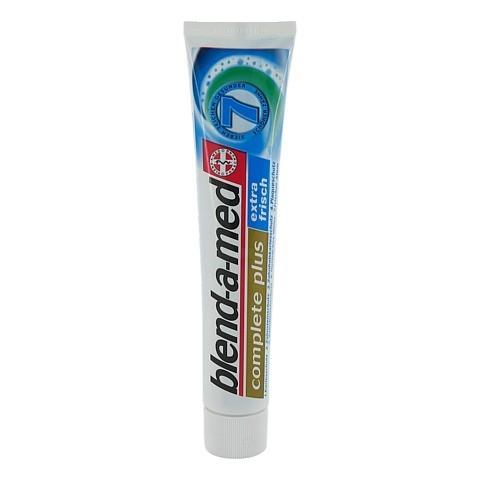 BLEND A MED Complete plus extra frisch Zahnpasta 75 Milliliter