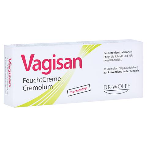 Vagisan Feuchtcreme Cremolum 16 Stück