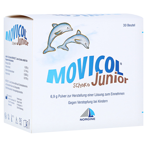 Movicol Junior Schoko 30x6.9 Gramm