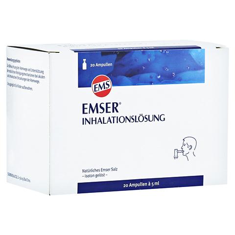 Emser Inhalationslösung 20 Stück
