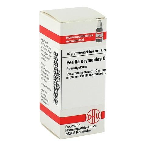 PERILLA OCYMOIDES D 3 Globuli 10 Gramm N1