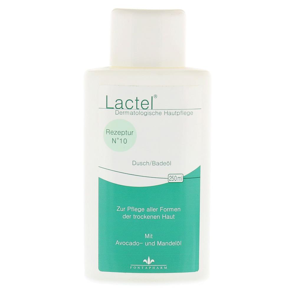lactel-nr-10-dusch-badeol-250-milliliter
