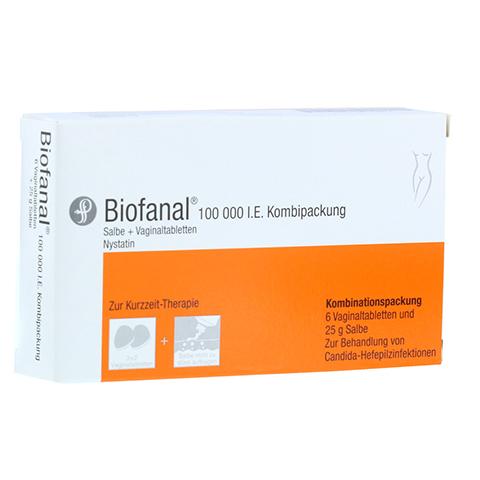 Biofanal 100000 I.E. 1 Packung N1