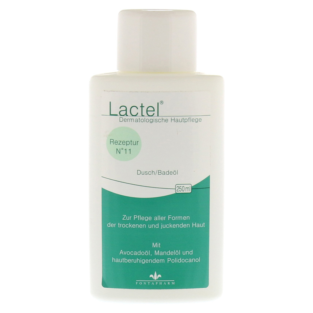 lactel-nr-11-dusch-badeol-250-milliliter