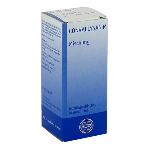 CONVALLYSAN M flüssig 50 Milliliter N1