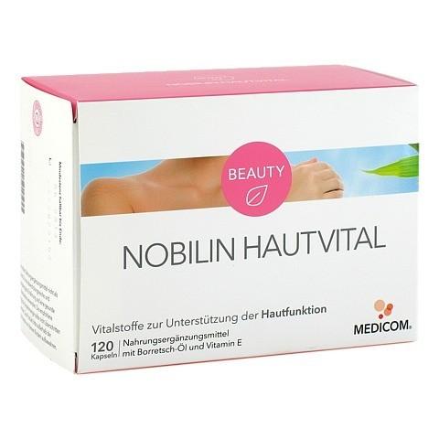 NOBILIN Hautvital Kapseln 120 Stück