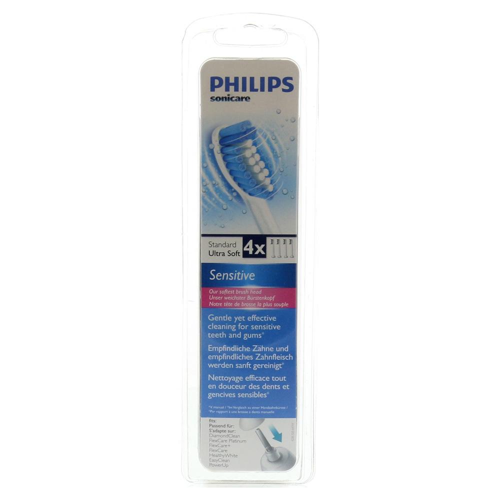 PHILIPS SoniCare Sensitive Bürstenköpfe 4er 4 Stück