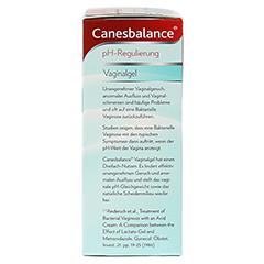 CANESBALANCE pH-Regulierung Vaginalgel 7x5 Milliliter - Linke Seite