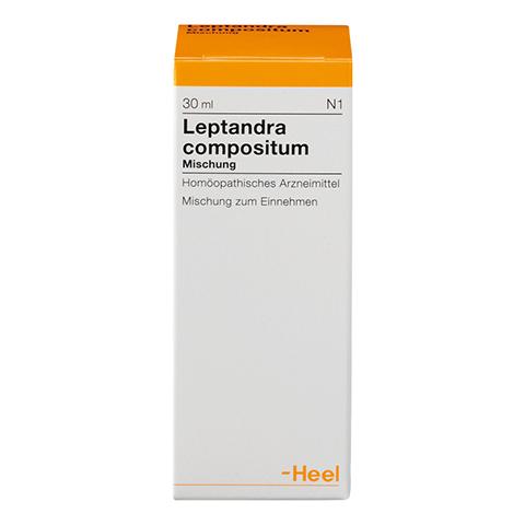 LEPTANDRA COMPOSITUM Tropfen 30 Milliliter N1