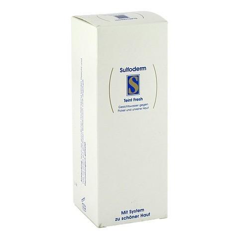 SULFODERM S Teint Fresh Gesichtswasser 150 Milliliter