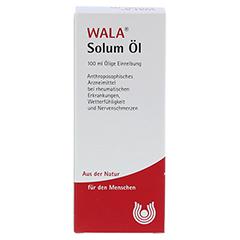 SOLUM Öl 100 Milliliter N1 - Vorderseite