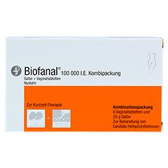 Biofanal 100000 I.E. 1 Packung N1 - Vorderseite