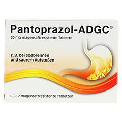 Pantoprazol-ADGC 20mg 7 Stück - Vorderseite