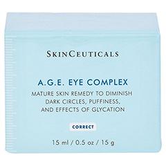 SKINCEUTICALS A.G.E. Eye Complex Creme 15 Milliliter - Vorderseite