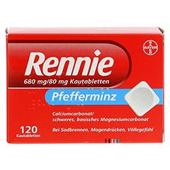 Rennie 120 Stück - Vorderseite