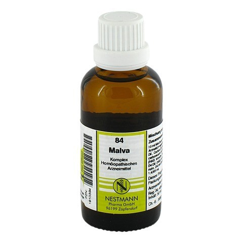 MALVA KOMPLEX Nestmann Nr.84 Dilution 50 Milliliter
