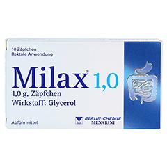 Milax 1,0 10 Stück - Vorderseite