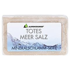 TOTES MEER SALZ Mineral Schlamm Seife 100 Gramm - Vorderseite