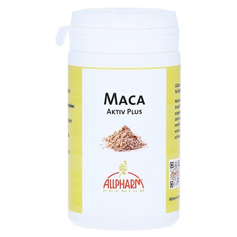 MACA Aktiv Plus Kapseln 60 Stück