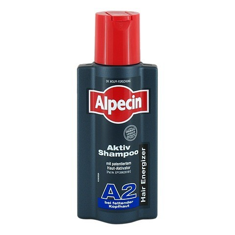 ALPECIN Aktiv Shampoo A2 250 Milliliter