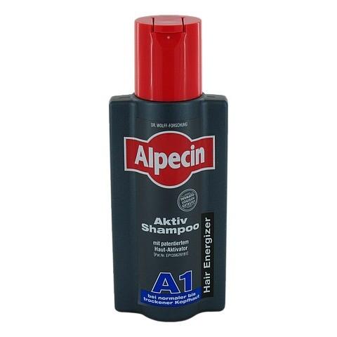 ALPECIN Aktiv Shampoo A1 250 Milliliter