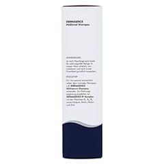 DERMASENCE Medizinal Shampoo 200 Milliliter - Linke Seite
