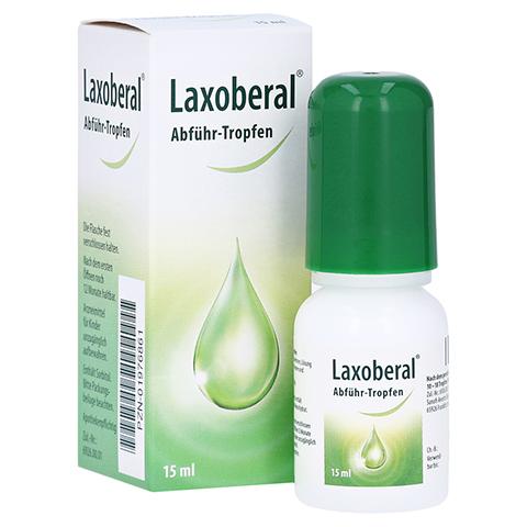 Laxoberal Abführ-Tropfen 7,5mg/ml 15 Milliliter N1