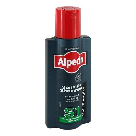 ALPECIN Sensitiv Shampoo S1 250 Milliliter