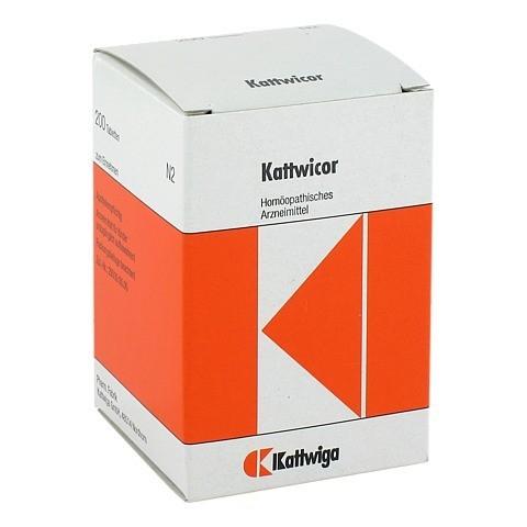 KATTWICOR Tabletten 200 Stück
