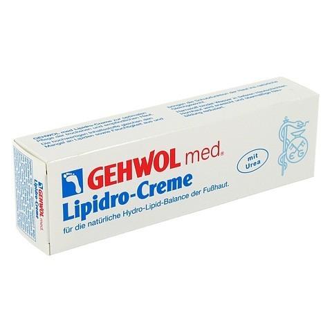 GEHWOL MED Lipidro Creme 75 Milliliter