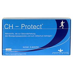 CH PROTECT Trinkampullen 30x25 Milliliter - Vorderseite