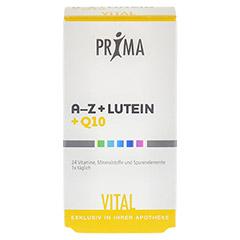 PRIMA VITAL A-Z+Lutein+Q10 Tabletten 60 Stück - Vorderseite