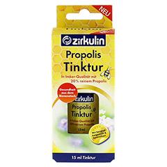 ZIRKULIN Propolis Tinktur 15 Milliliter - Vorderseite