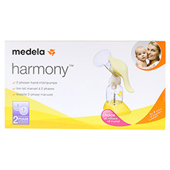MEDELA Harmony Handmilchpumpe 150 ml 1 Stück - Vorderseite