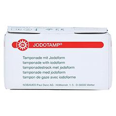JODOTAMP 50 mg/g 2 cmx5 m Tamponaden 1 Stück - Vorderseite