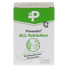 PRESSELIN ALL Tabletten 100 Stück N1 - Vorderseite