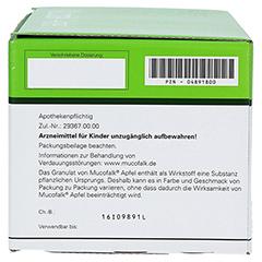 Mucofalk Apfel Beutel 100 Stück - Rechte Seite