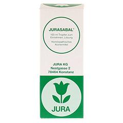 JURASABAL Lösung 100 Milliliter N2 - Vorderseite