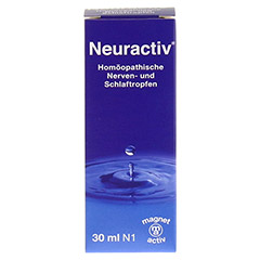 NEURACTIV Tropfen 30 Milliliter N1 - Vorderseite