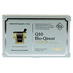 Q10 Bio-Qinon Gold 100 mg 60 Stück - Vorderseite